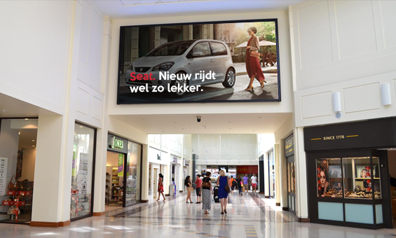 Displayer digital signage